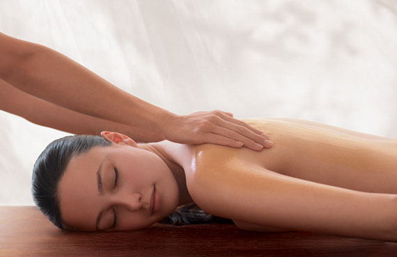 Decleor-Back-Massage