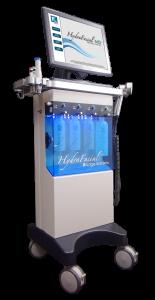 Hydrafacial machine Pic
